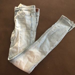 Hollister High Rise SuperSkinny Jeans